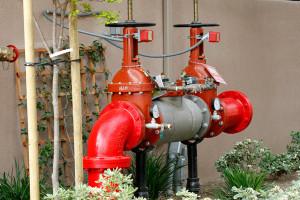 commercial fire sprinkler pipes